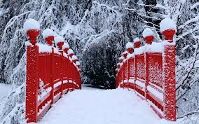 Red Bridge Winter